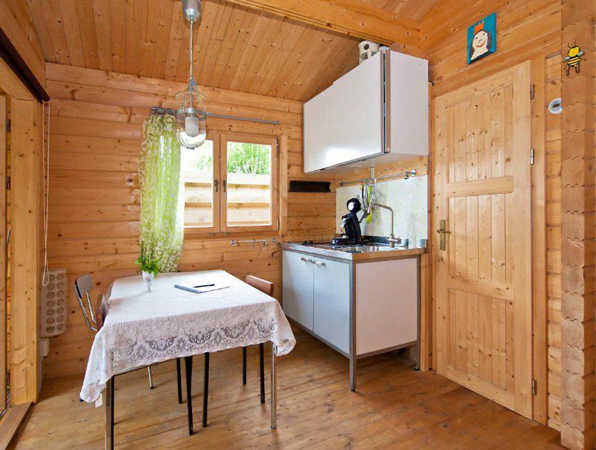 natuur overnachting Zeeland Tiny House