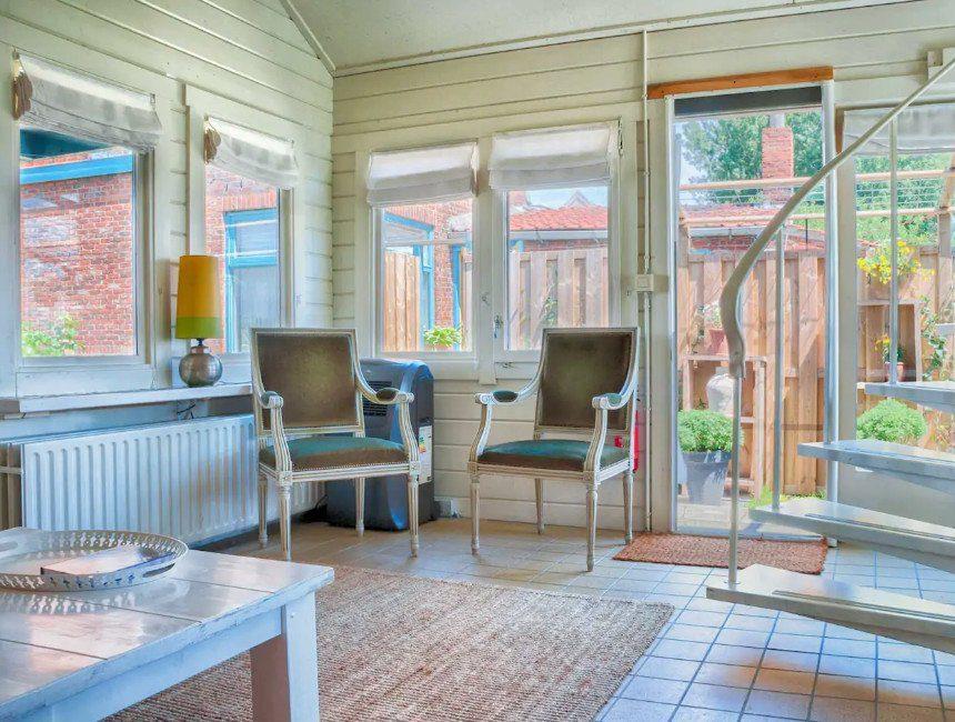 origineel overnachten Zeeland airbnb
