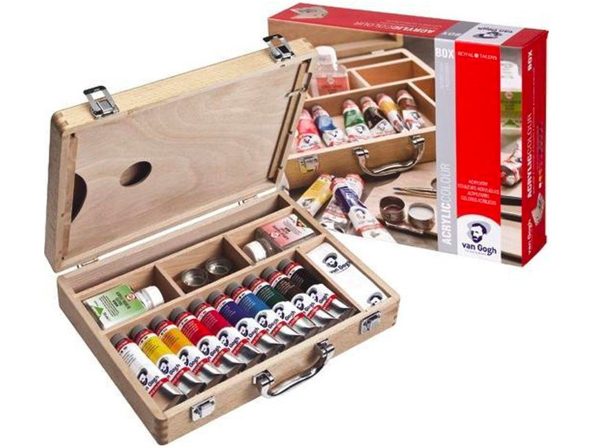 Olieverf kit