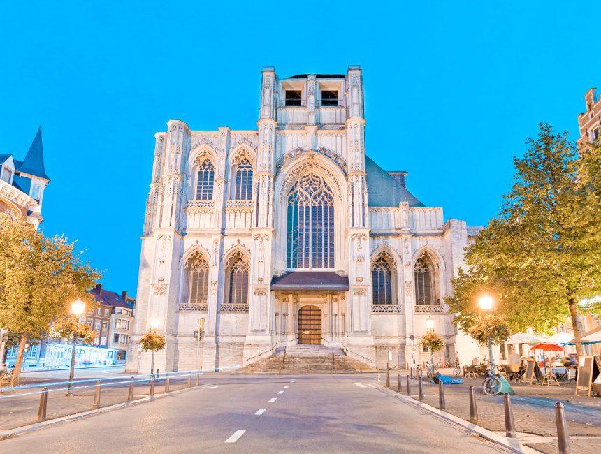 Sint-Pieterskerk Leuven bezienswaardigheden