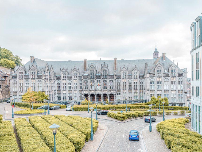 bezienswaardigheden Luik paleis Prins Bisschoppen