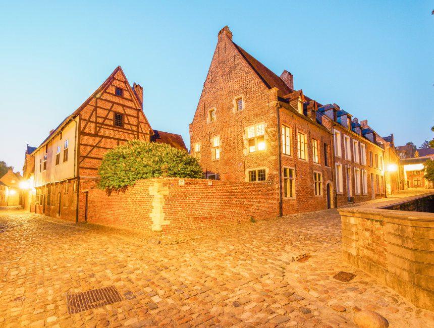 dingen om te doen in Leuven Begijnhof