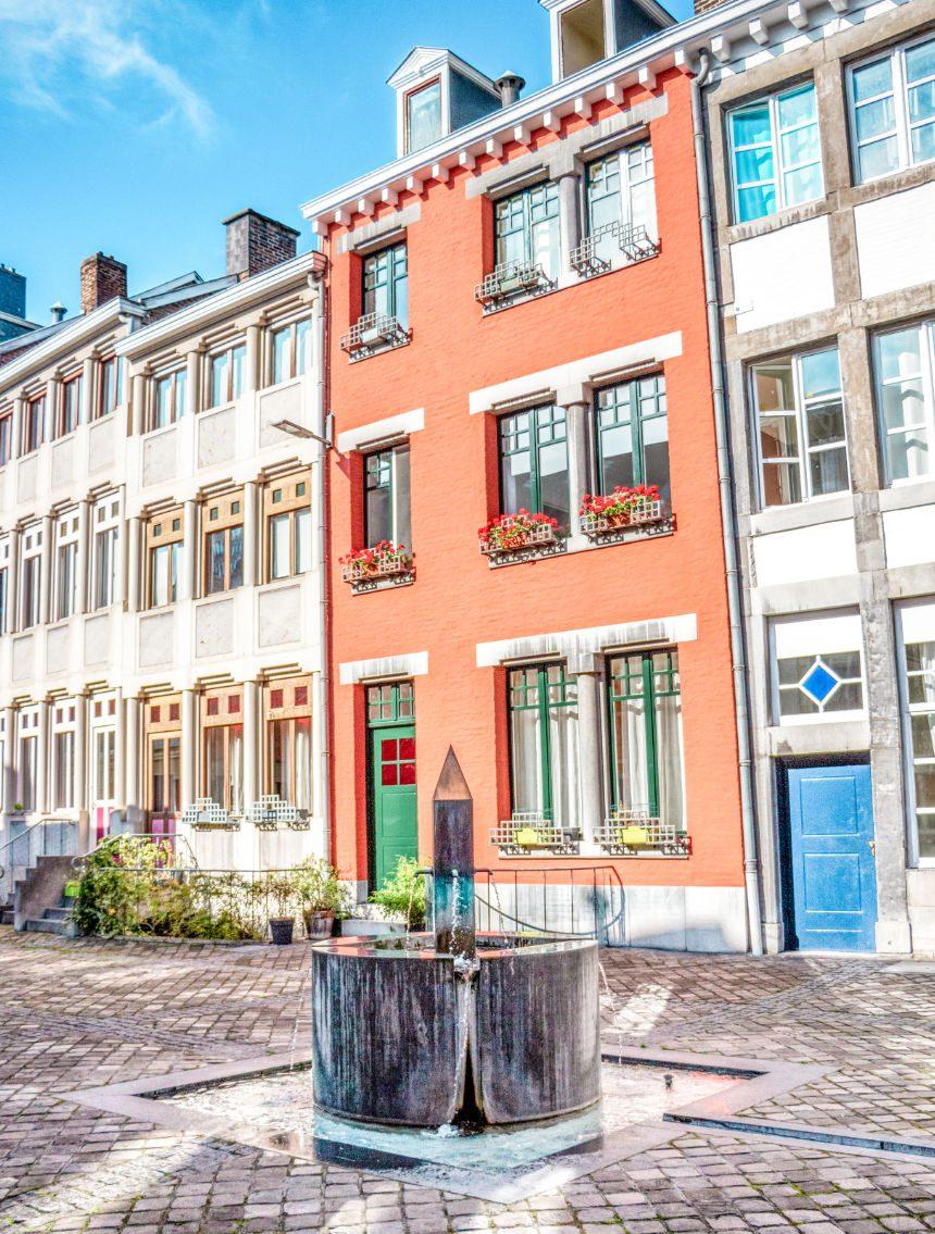 dingen om te doen in Luik Coeur Saint Antoine
