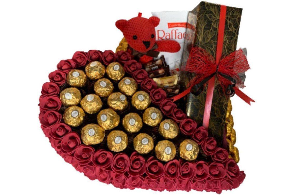 geschenkmand vaderdag chocolade parfum