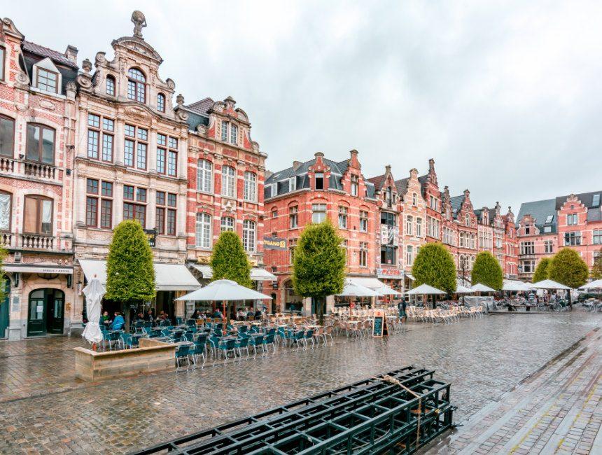 Leuven bezienswaardigheden