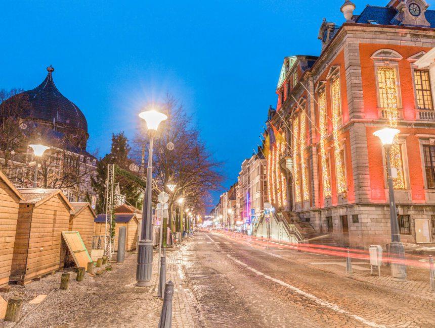 stadhuis Luik bezienswaardigheden