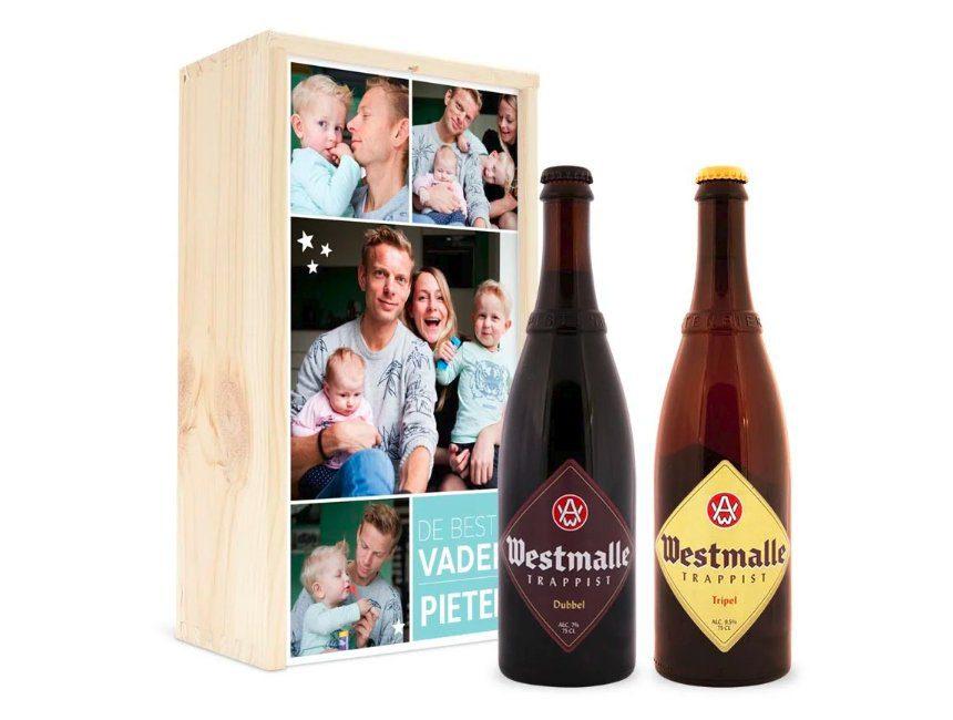 vaderdag cadeau bier