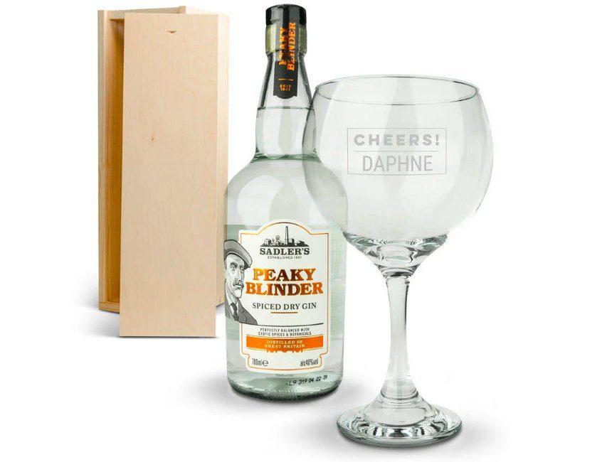 vaderdag cadeau gin