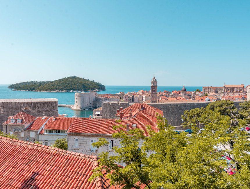 cruise eilanden kroatie dubrovnik