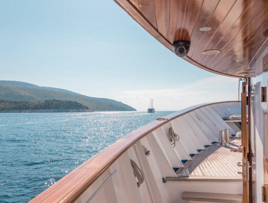 cruise kroatische eilanden
