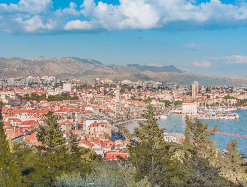 eilanden kroatie split rondreis