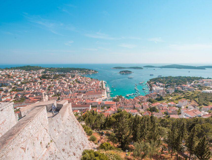 hvar eilanden kroatie