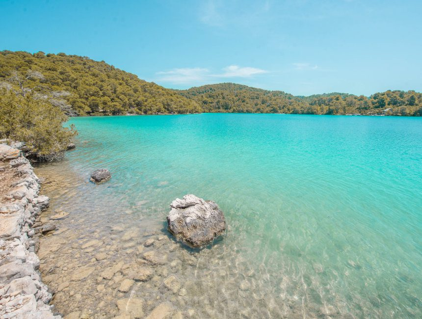 mjlet kroatische eilanden