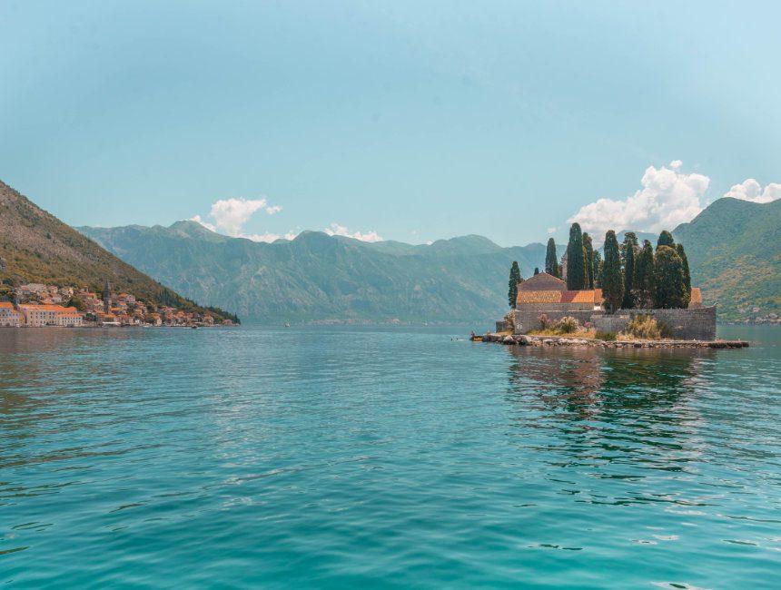 montenegro perast rondreis kroatie