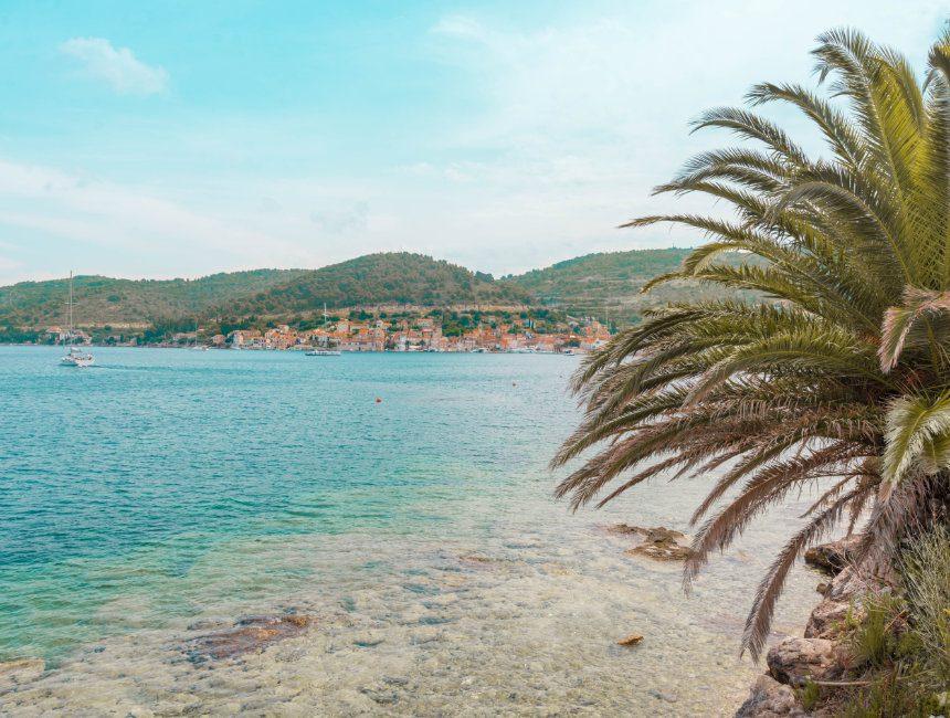 vis eilanden van kroatie