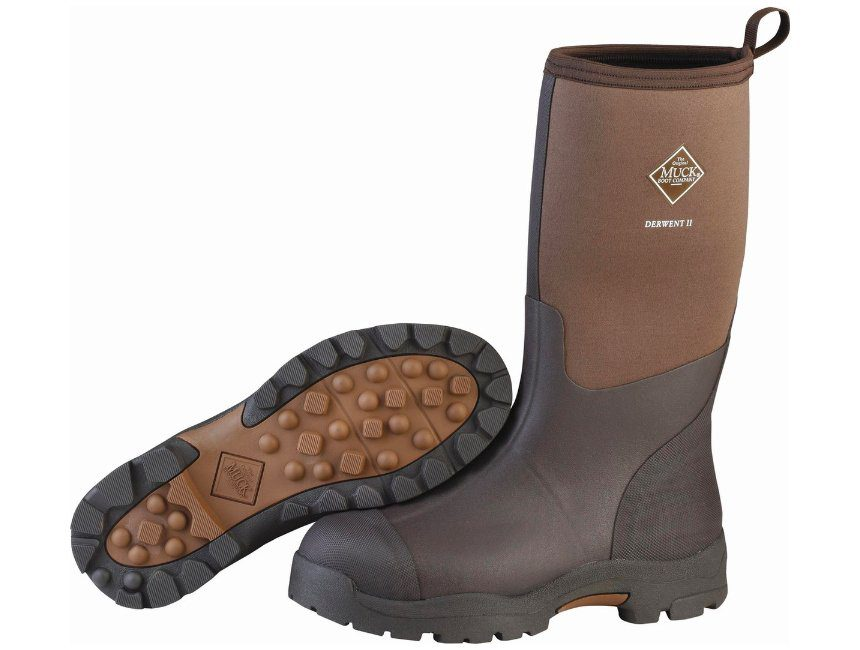 Beste wandellaarzen hond Muck Boot Derwent II