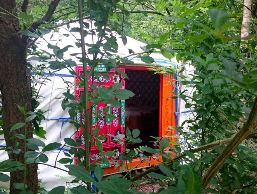 Boijl Yurt