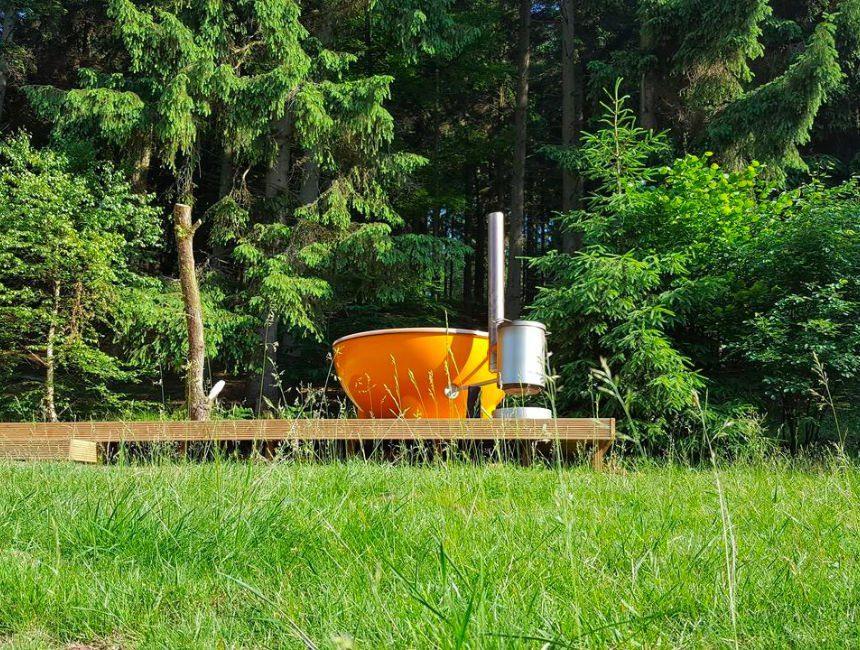 Buitenplaats Beekhuizen overnachten in het bos Nederland