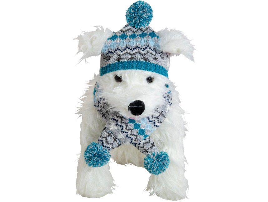 Hondenmuts en sjaal