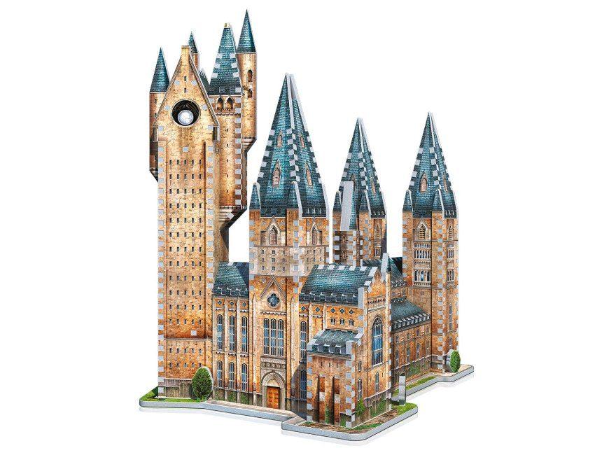 Zweinstein 3D puzzel Harry Potter cadeau kopen