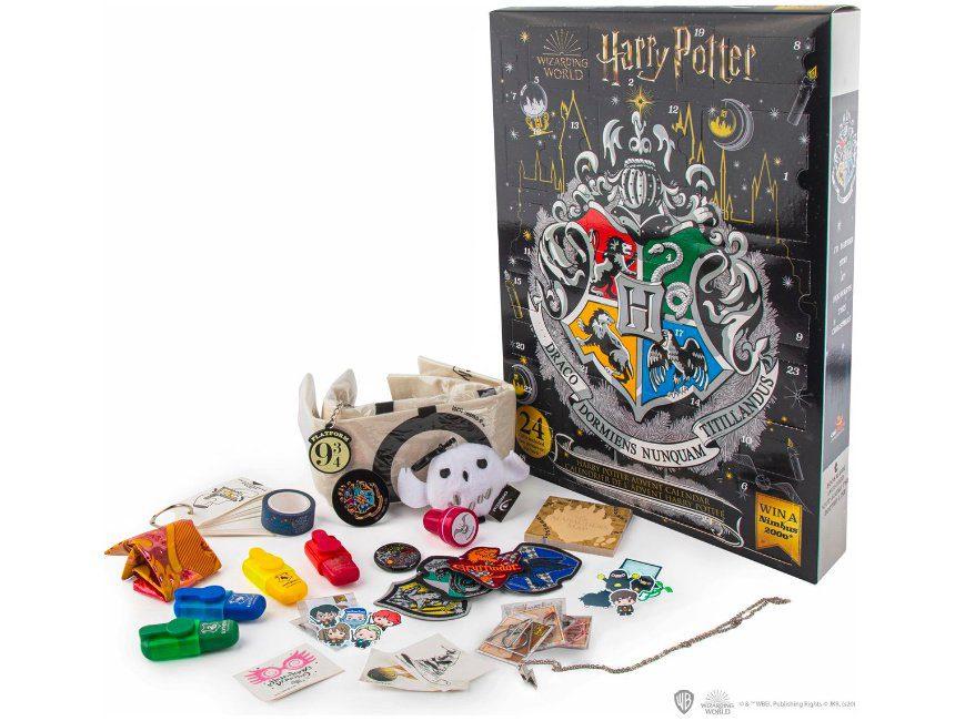 gadgets Harry Potter adventskalender