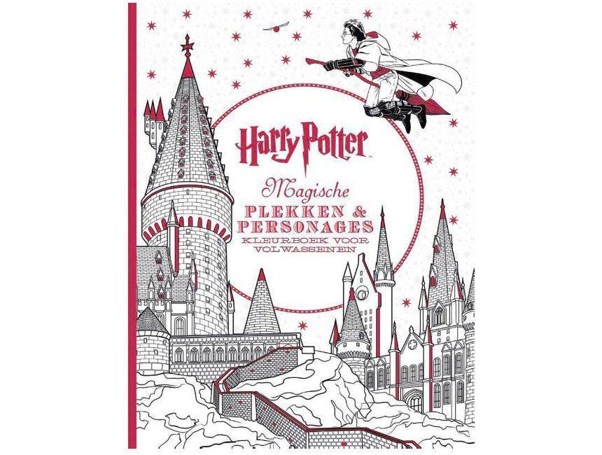 gifts Harry Potter kleurboek