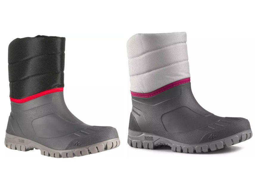 goedkope outdoor laarzen Quechua SH100