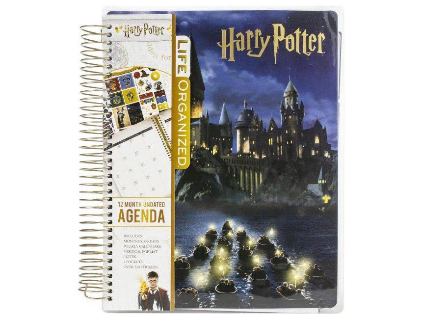Harry Potter cadeau agenda