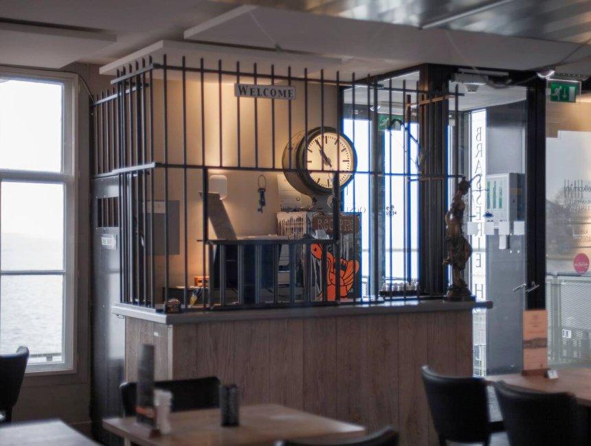 bijzondere hotels Nederland gevangenis
