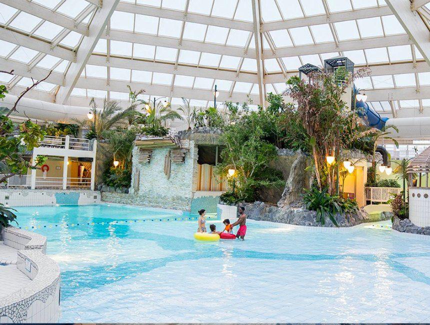 Aqua Mundo Center Parcs De Haan