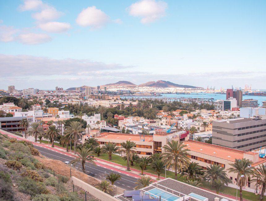 Las Palmas de Gran Canaria rondreis