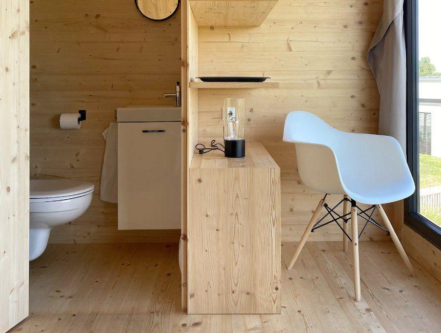 Tiny House Weingut Weber