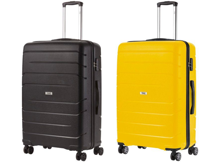 TravelZ Big Bars Beste goedkope koffer