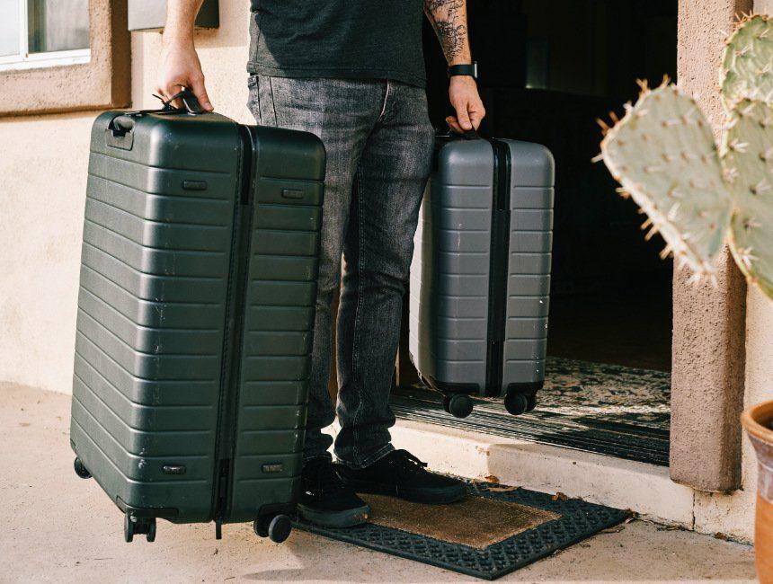 beste koffer materiaal