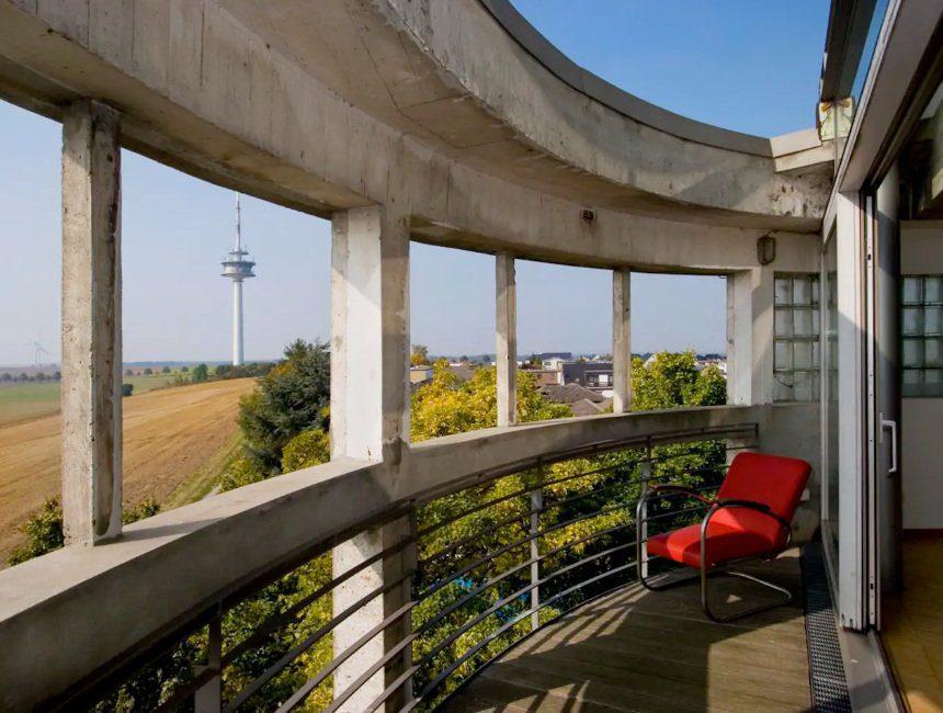 bijzonder overnachten Duitsland ArchitekTurm