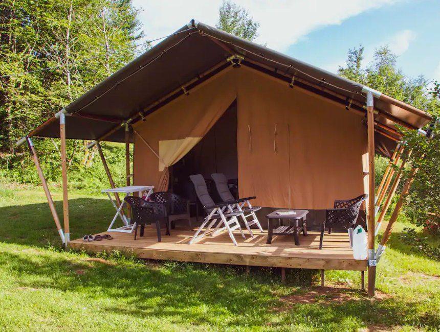 camping GT Keiheuvel safaritent
