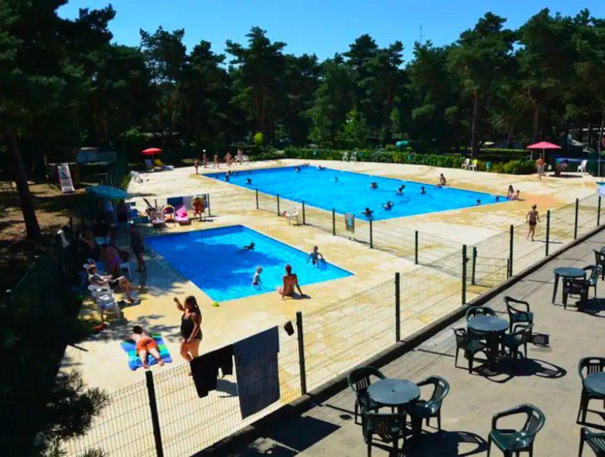 camping GT Keiheuvel zwembad