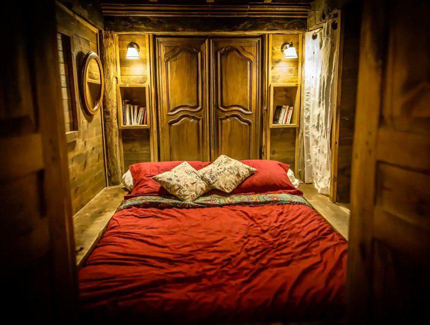 hobbithuisje frankrijk