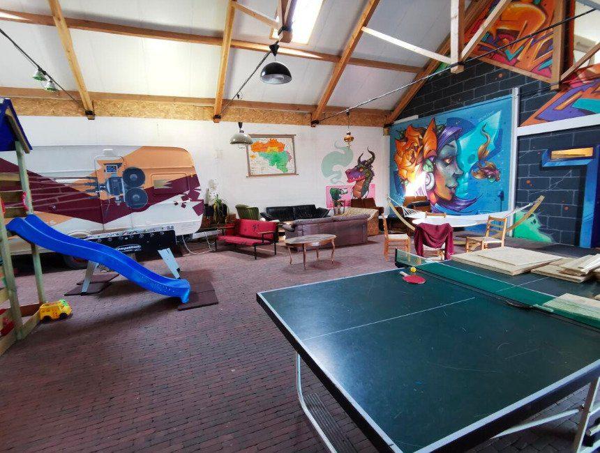 kindvriendelijk hotel Belgie Treck Hostel