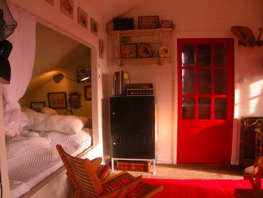 kindvriendelijke hotels belgie vissershut