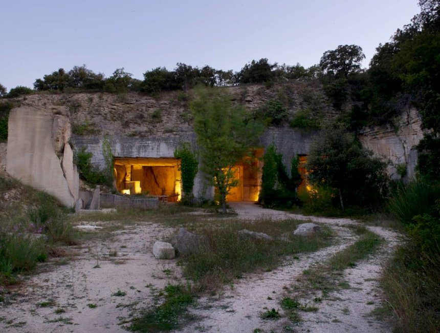 leuke adresjes Frankrijk grot