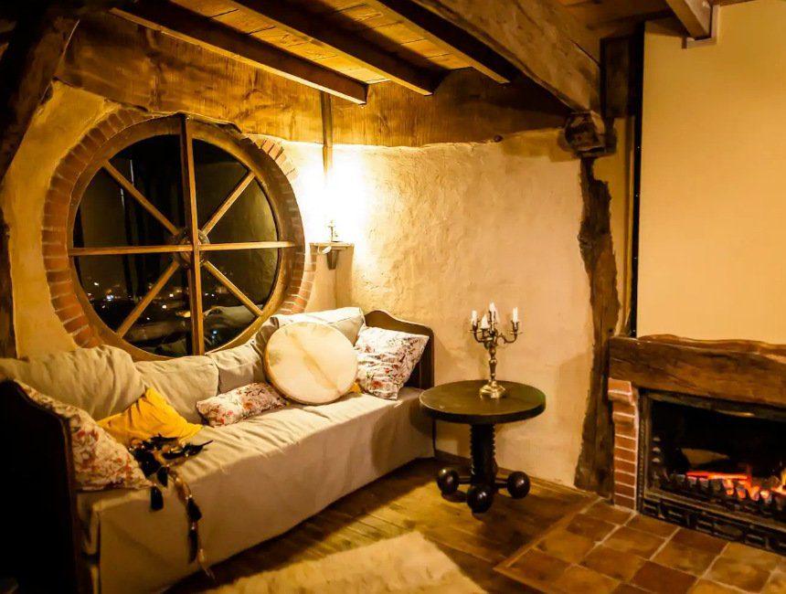 leuke adresjes Frankrijk hobbit huis