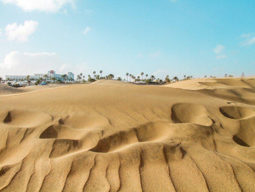 maspalomas duinen rondreis gran canaria