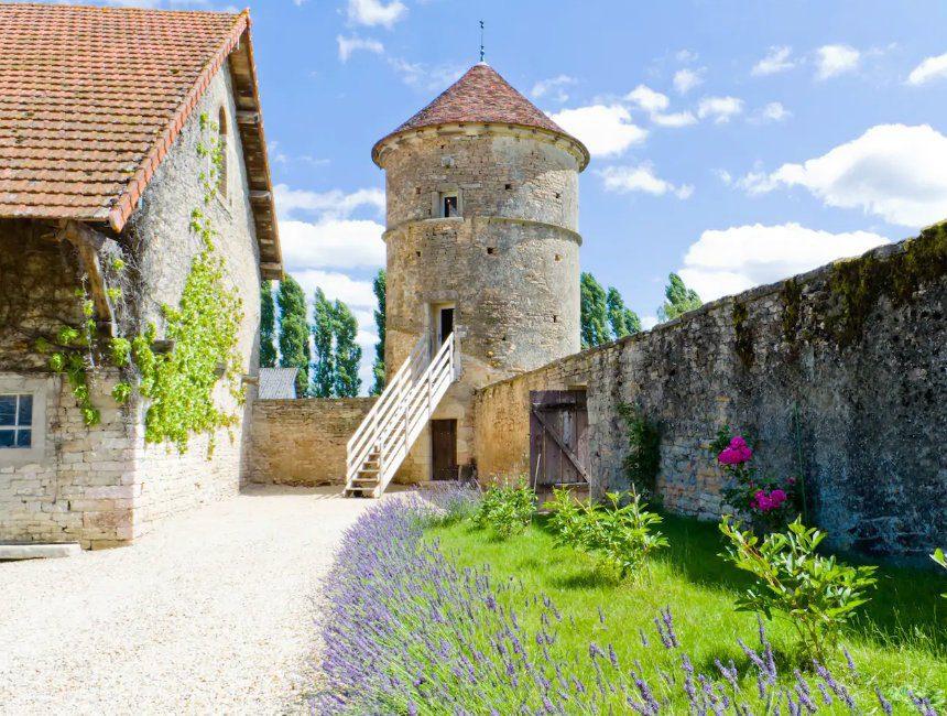 middeleeuwse duiventil origineel overnachten Frankrijk