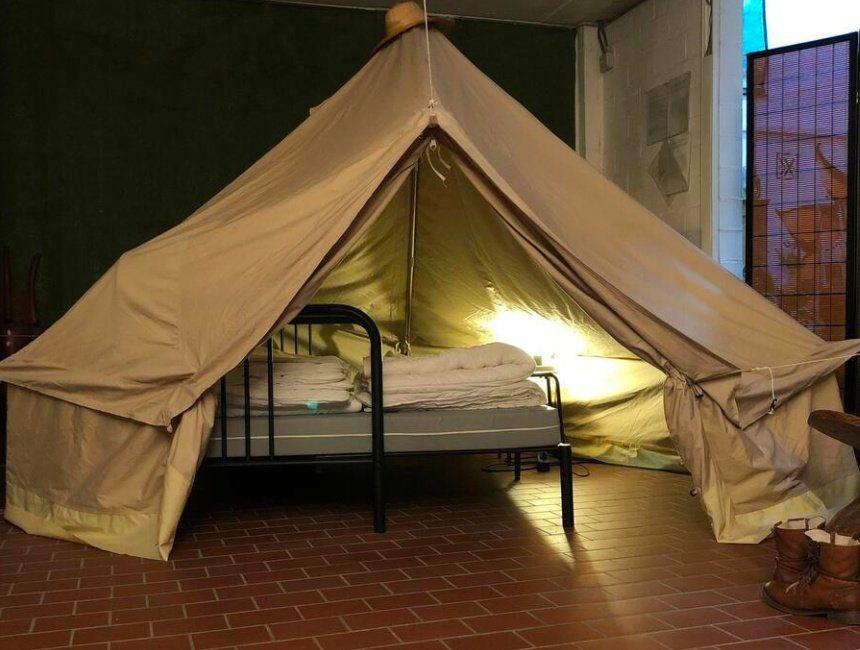 treck hostel kindvriendelijk hotel België