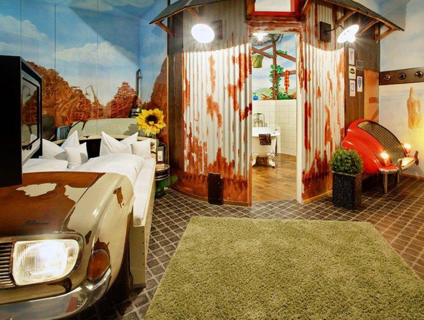 uniek hotel Duitsland
