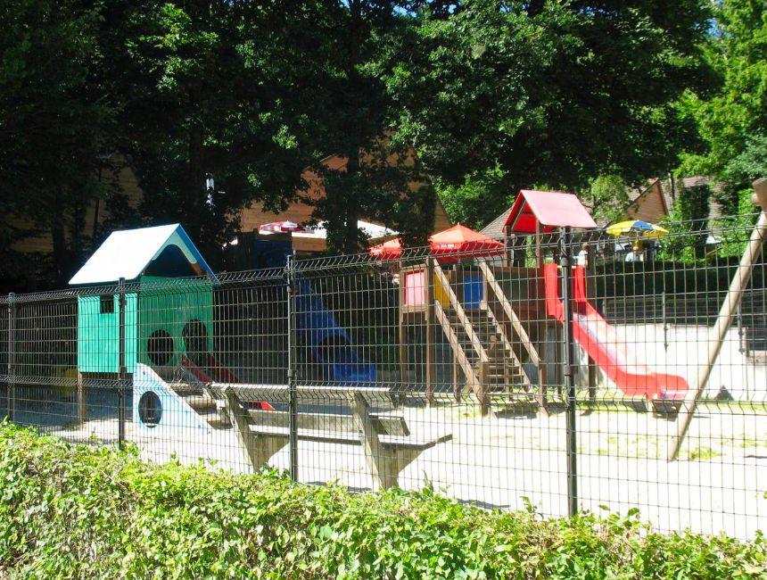Chalet Knabbel & Babbel speeltuin