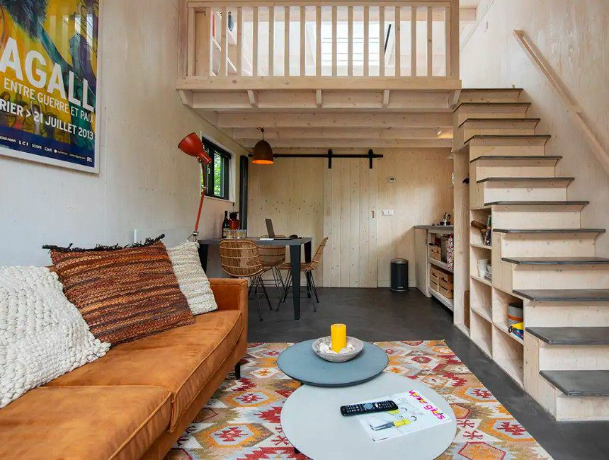Droompark Beekbergen tiny house