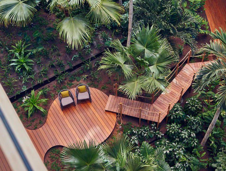 Hotel Jakarta luxe overnachten Amsterdam