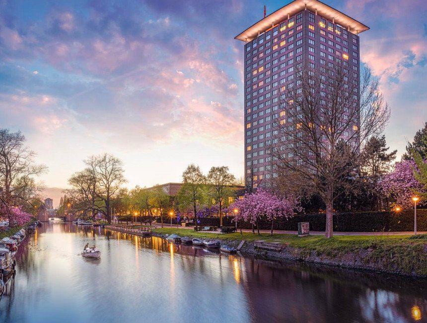 Hotel Okura Amsterdam luxe overnachting